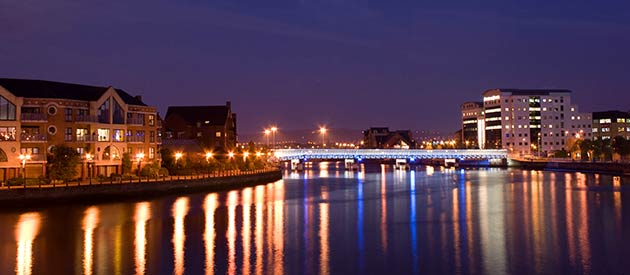 Belfast, County Antrim - Capital of Beauty and Development