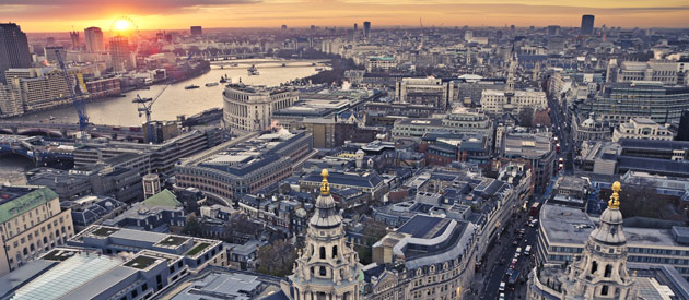 London England - An Interesting City