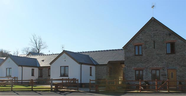 ABER HOLIDAY COTTAGES