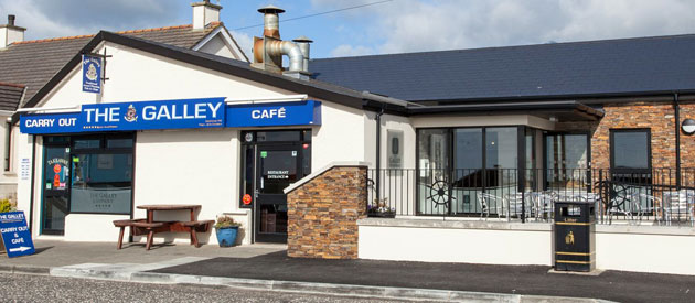 THE GALLEY RESTAURANT & TAKEAWAY, ANNALONG