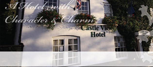 Castle View Hotel Accommodation Chepstow, Wales.