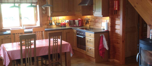 Deveron Valley Self Catering Cottages & Log Cabins