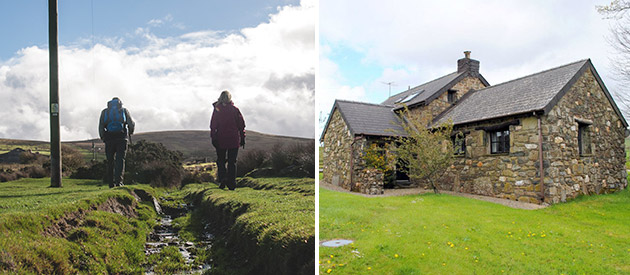 Discover Walking Pembrokeshire - Tregynon Cottages