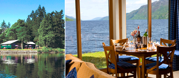 THE HIGHLAND CLUB - Fort Augustus, Loch Ness