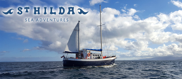 ST HILDA SEA ADVENTURES - SCOTTISH SMALL SHIP CRUISES