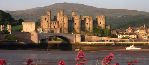 Conwy​ is located in the Conwy region of Wales, United Kingdom.