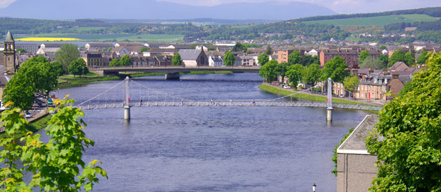 Inverness​​​​ is located in the Highland region of Scotland, United Kingdom, as the Highland capital, Inverness makes an ideal base from which to explore the surrounding countryside.