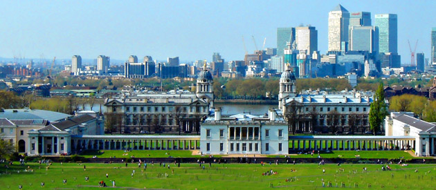Greenwich is an area of London, in England, United Kingdom, and is home to the beautifully manicured Greenwich Park, which is the oldest enclosed Royal Park.