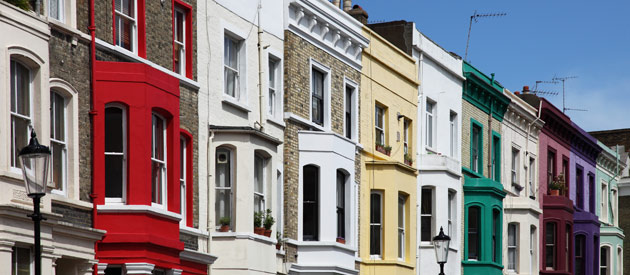 "Notting Hill is an area of London, in England, United Kingdom, and is famous for several things, not to mention the popular love-story movie ""Notting Hill"" filmed here."